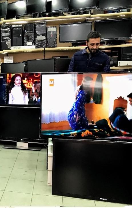 2 el ve spot sifir lcd ve led tv full