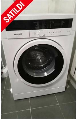 8KG Arçelik Çamaşır Makinesi 2.El Tertemiz - Özcan spot