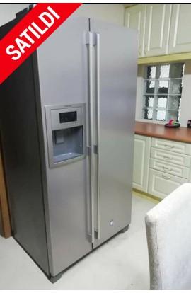 Electrolüx Gardrop Tipi Su Pınarlı Buzdolabı 2.El 1450 TL - Özcan spot